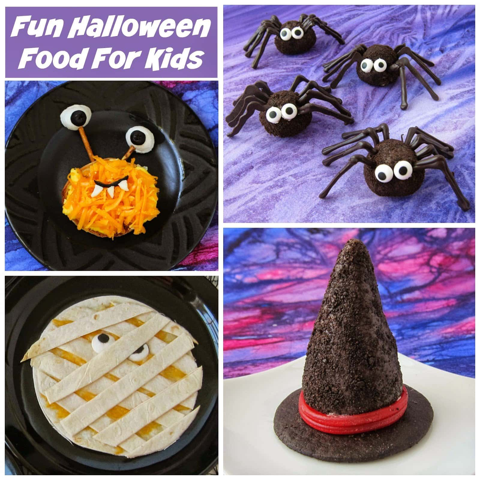 Halloween Cakes And Treats Recipes