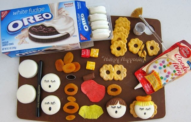 How to make Oreo Angels | HungryHappenings.com