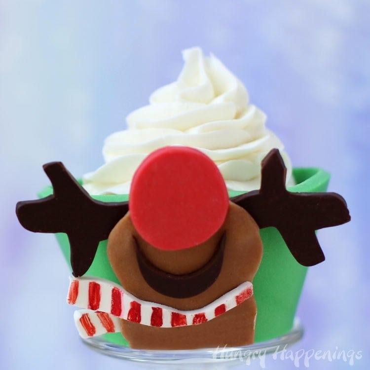 Rudolph Cupcake Recipe