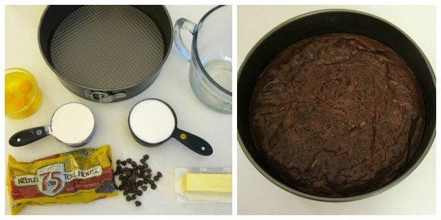 Nestle Toll House Brownie Recipe | HungryHappenings.com