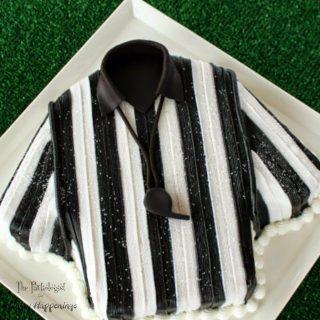 Referee Cake
