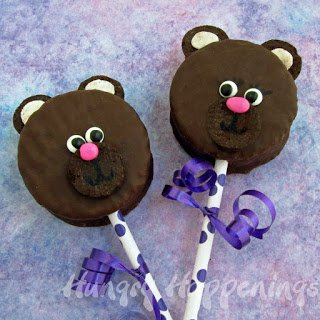 Bear Themed Treats