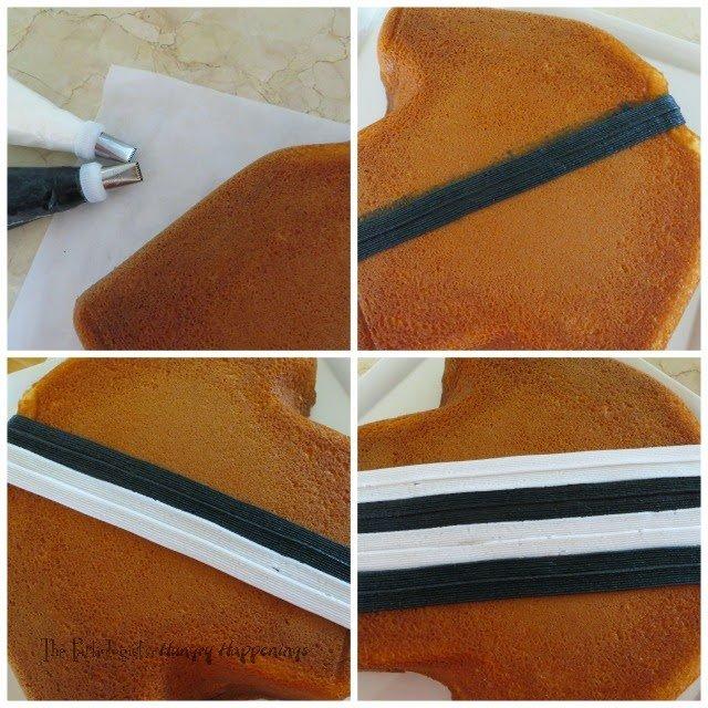 Referee Cake www.ThePartiologist.com