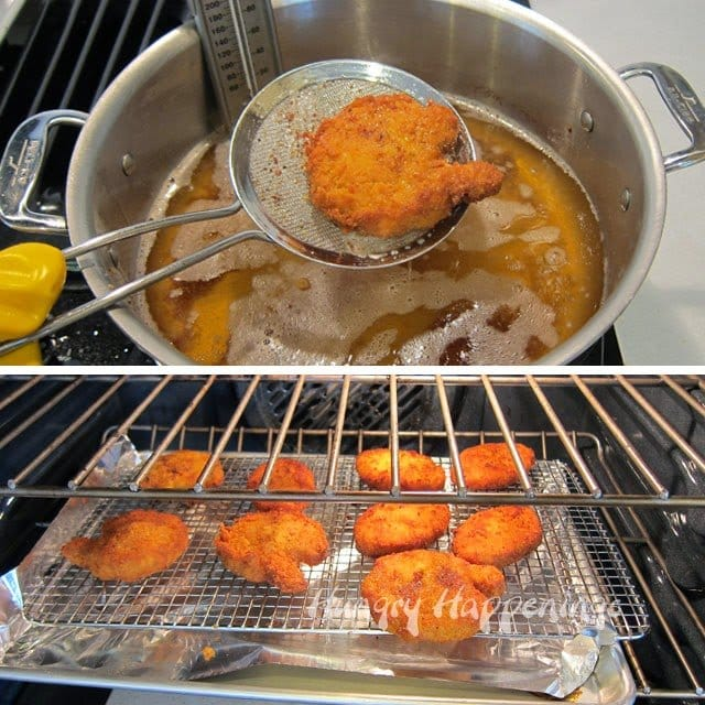 Homemade football and helmet shaped chicken nuggets from HungryHappenings.com