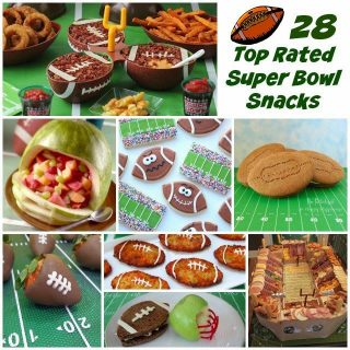 28 Super Bowl Snacks and Festive Party Food Ideas