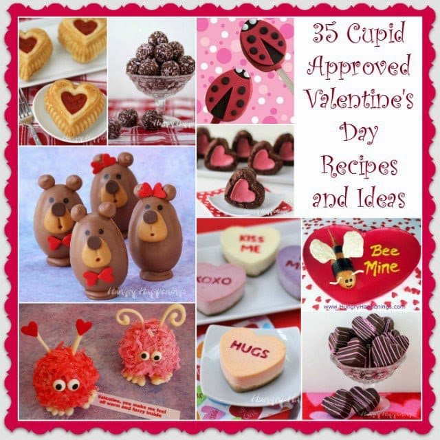 35 Cupid Roved Valentine S Day Recipes And Ideas