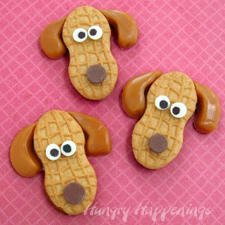animal treats for Valentine's Day