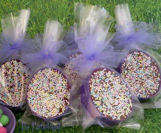 Easter Egg Fudge