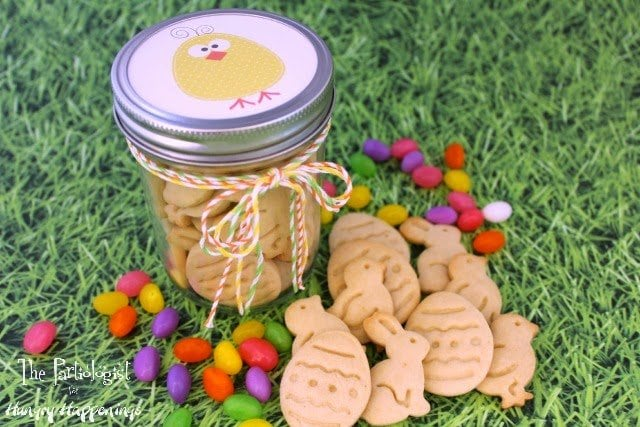 Easter Animal Crackers www.ThePartiologist.com