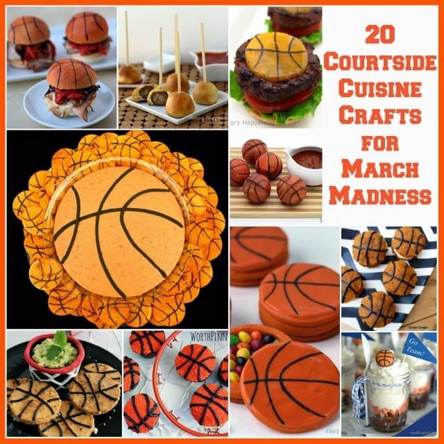 20 March Madness Party Food Ideas