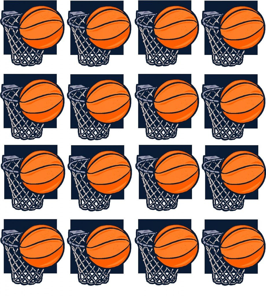 Basketball Printable