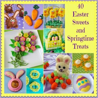 40 Easter Sweets and Springtime Treats
