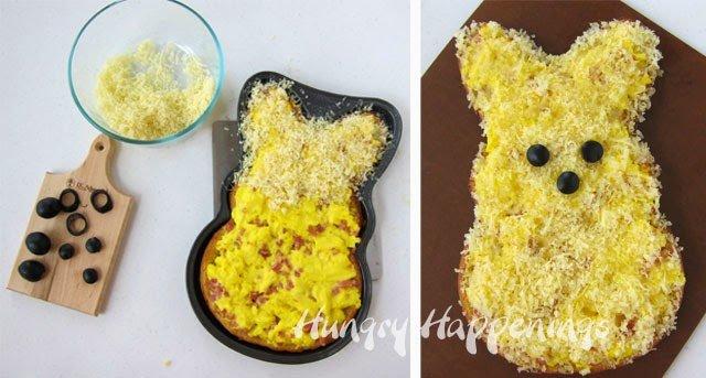 This Easter morning serve Peeps for breakfast!