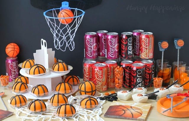 March Madness Party Food Ideas
