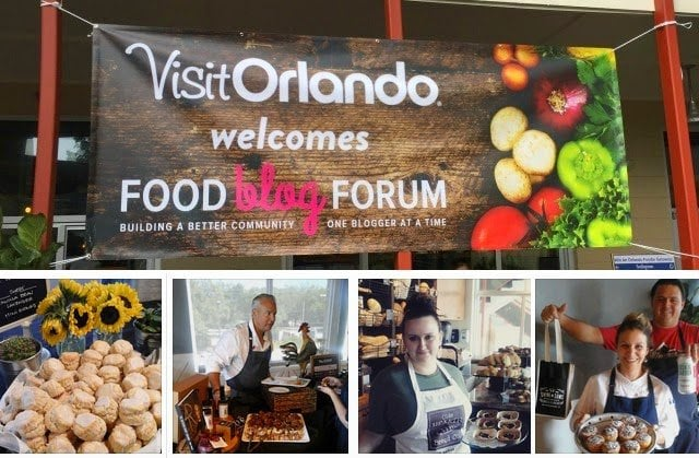 Visit Orlando Food Blog Forum at the East End Market
