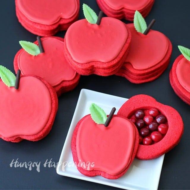Apple Pinata Cookies