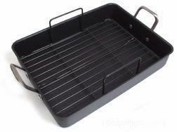 Roasting Pan with Flat Rack