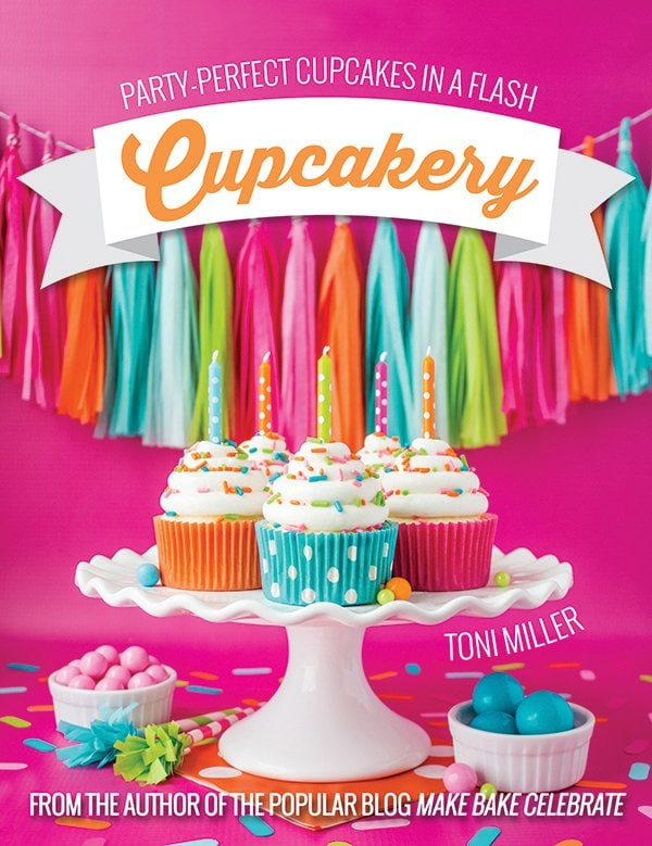 Cupcakery Party-Perfect Cupcakes in a Flash
