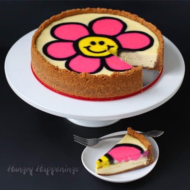 Daisy Cheesecake
