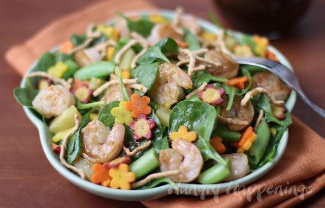 Hawaiian Luau Salad Recipe