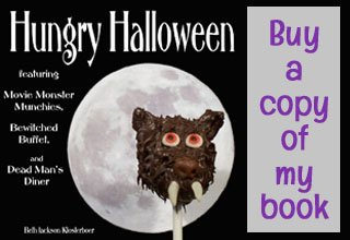 Hungry Halloween Recipe Book