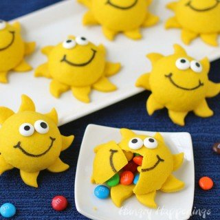 Sunshine Piñata Cookies Add Fun To Any Day