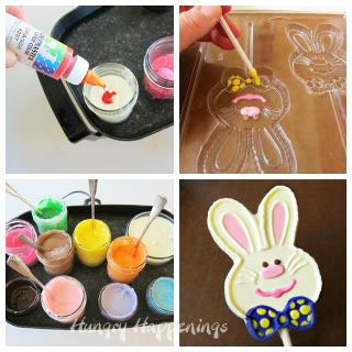 How To Color White Chocolate or Candy Melts & Paint ...