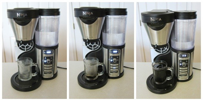 Use a Ninja Coffee Bar to make a cup of rich brew coffee to add to the Ultimate Chocolate Cupcake recipe. It's the best cupcake you'll ever taste.