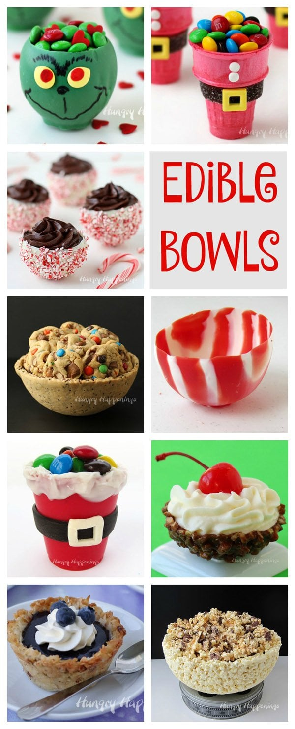 Edible Bowls