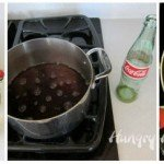 How to make Coca-Cola syrup.