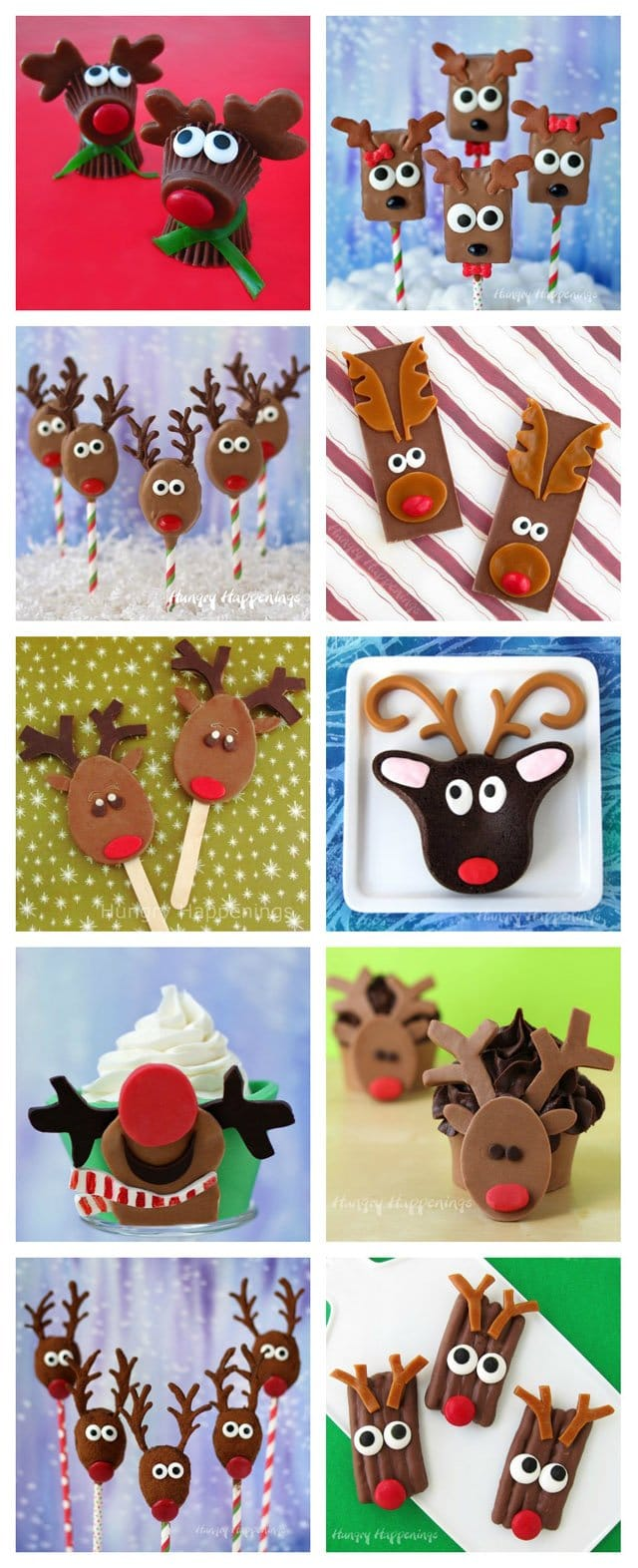 This Christmas have fun in the kitchen making and decorating reindeer food crafts and holiday treats.