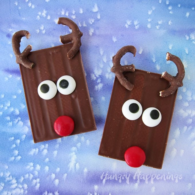 Charmant This Christmas If You Are Short On Time But Need To Make Some Cute Treats,