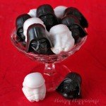 Homemade Star Wars Gummy Candy
