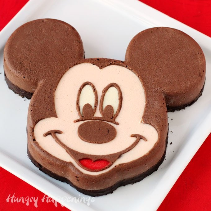 Recipe Mickey Mouse Cake