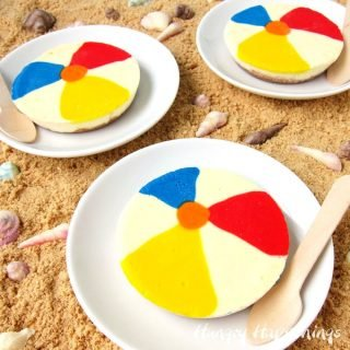 Cheesecake Beach Balls