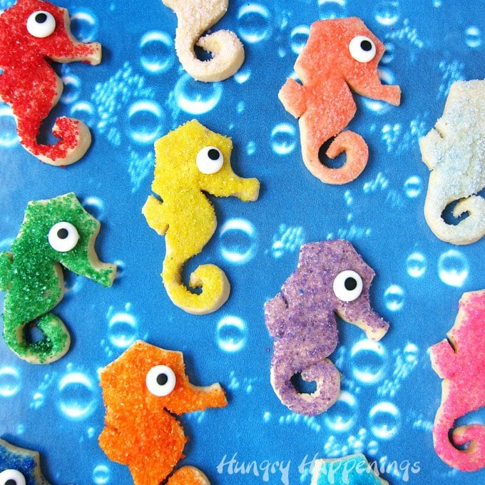 Add lots of color to your dessert table at your beach themed party or pool party.