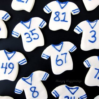 Fudge Football Jerseys