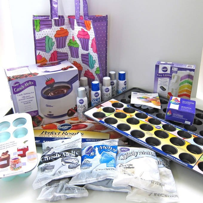 Wilton Cake and Candy Decorating Supplies