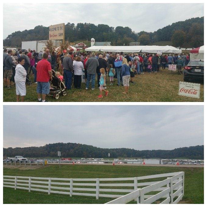 Enjoy a great day down on the farm at the Bob Evans Farm Festival.