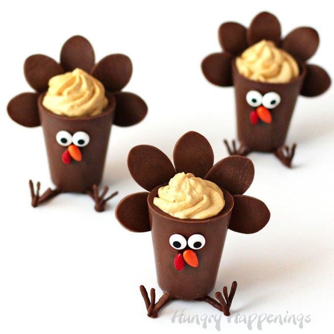 Thanksgiving Fun Food Recipes