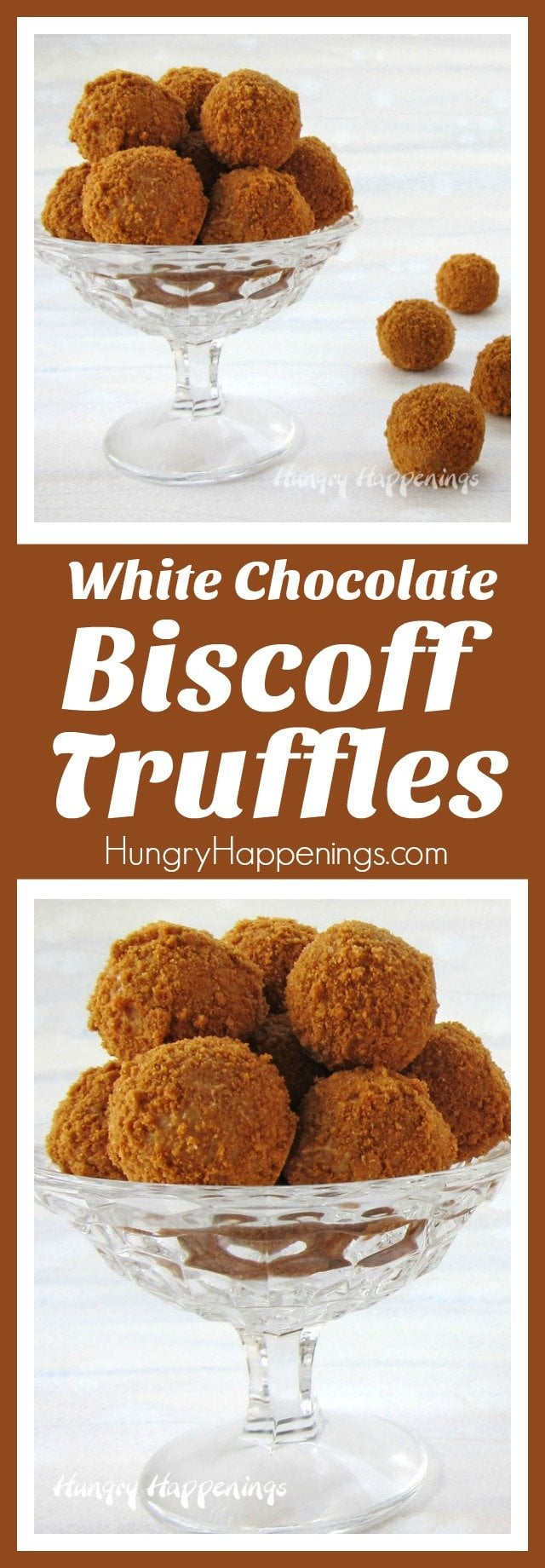 Chocolate Biscoff Truffles Recipe — Dishmaps