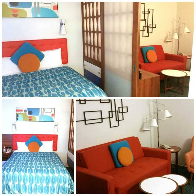 Cabana Bay Universal Orlando Suite