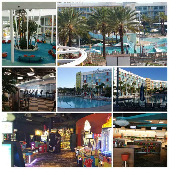 Cabana Bay hotel Universal