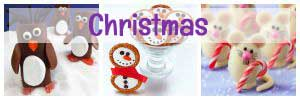 Christmas Recipes and fun food crafts