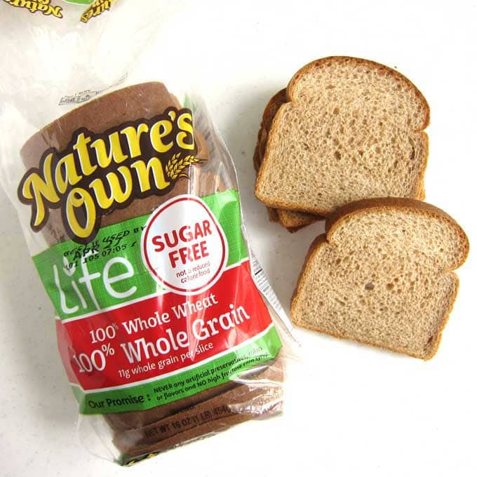 Nature's Own Life® 100% Whole Wheat Bread