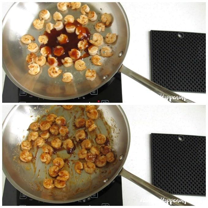 How to make perfect Teriyaki Shrimp
