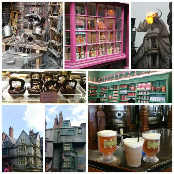 Wizarding World of Harry Potter Universal Orlando
