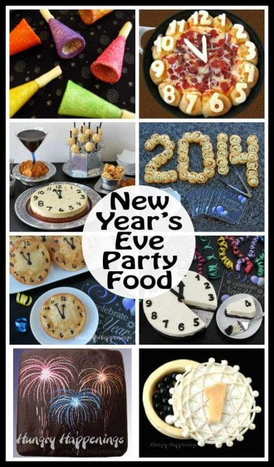 New Year's Eve Party Appetizer Recipe - Taco Dip | Hungry ...