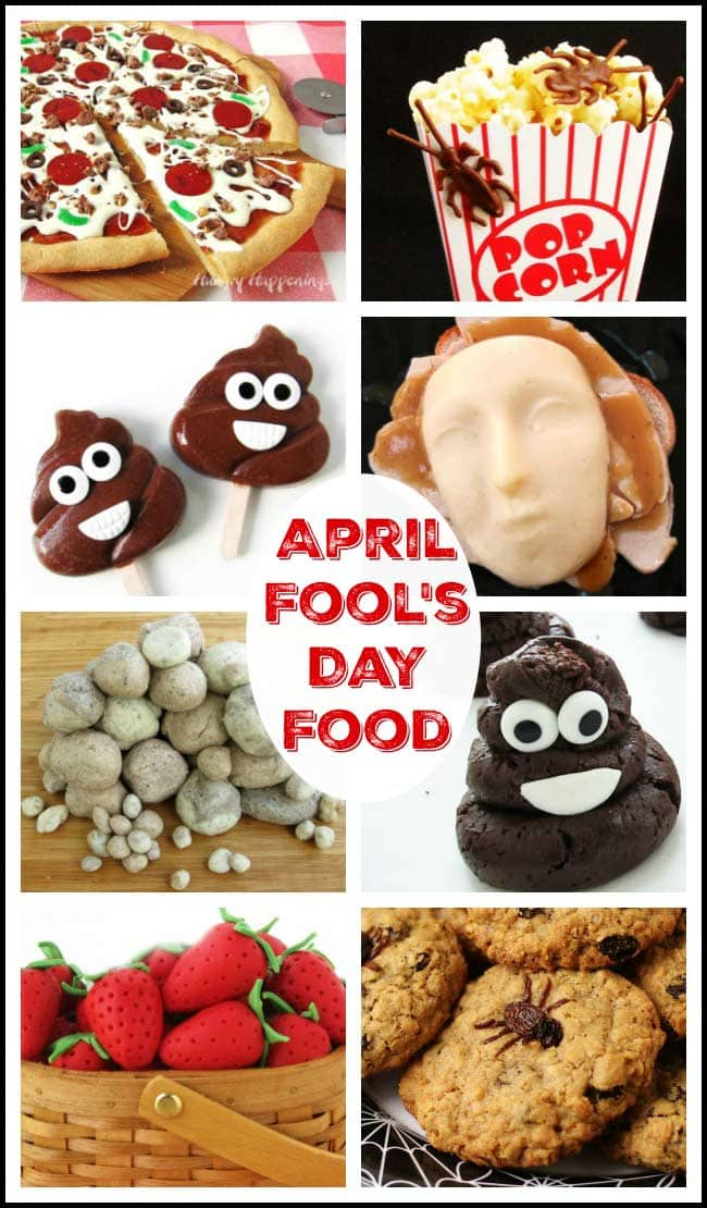 Have some fun on April Fool's Day by serving your family and friends meals or snacks that look like one thing but are indeed another. You'll have as much fun making these April Fool's Day recipes as your family will have eating them.