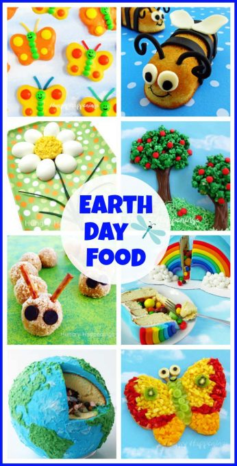 Celebrate our planet by creating some out of this world Earth Day Recipes.